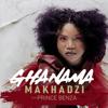 Makhadzi - Ghanama (feat. Prince Benza) artwork