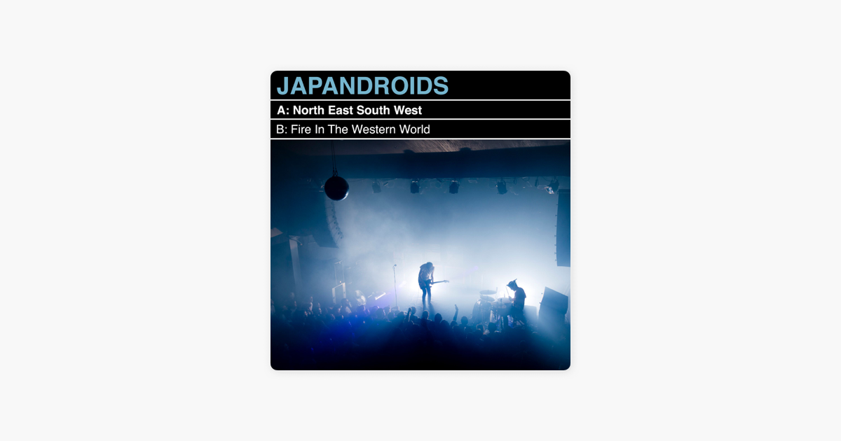 japandroidsの north east south west single をapple musicで