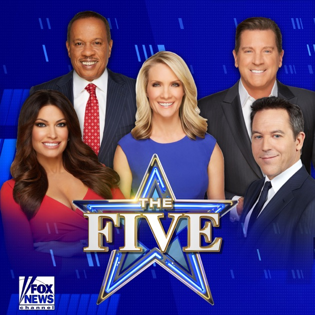 the five podcast by fox news channel on apple podcasts