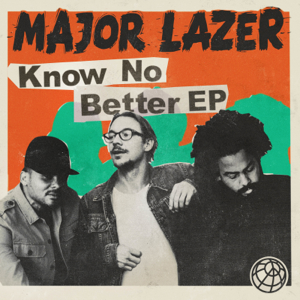 Major Lazer - Particula feat. Nasty C, Ice Prince, Patoranking & Jidenna