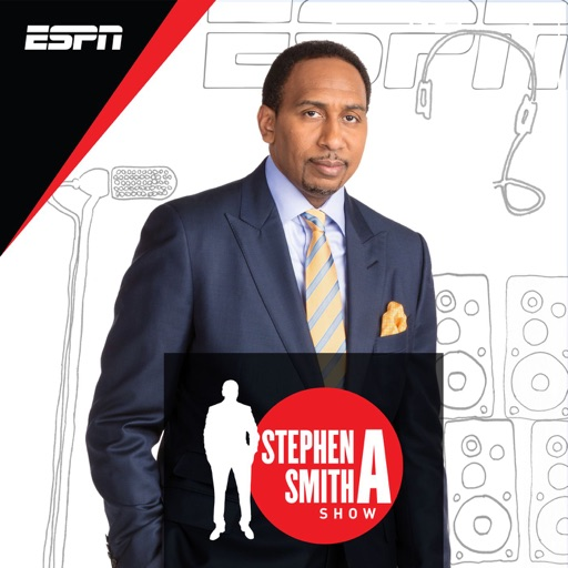 Cover image of The Stephen A. Smith Show