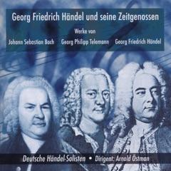 Händel und seine Zeitgenossen