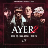 Ayer 2 (feat. J Balvin, Nicky Jam & Cosculluela) - Single
