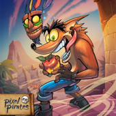 Crash Bandicoot - Pixel Pirates