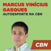 Podcast cover art for AutoEsporte na CBN - Marcus Vinícius Gasques