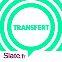 Podcast cover art for Transfert