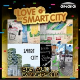 I Love My Smart City (feat. Winners 2017) - Single
