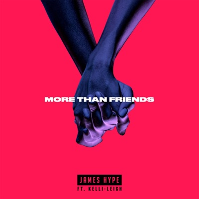 Cover art for More Than Friends