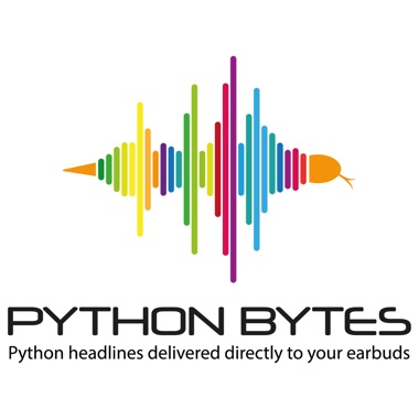 Listen to episodes of python bytes dopepod fandeluxe Choice Image