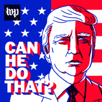 Podcast cover art for Can He Do That?