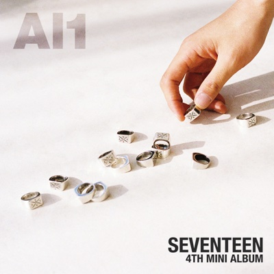 Seventeen 4th Mini Album 'Al1' - EP - SEVENTEEN album