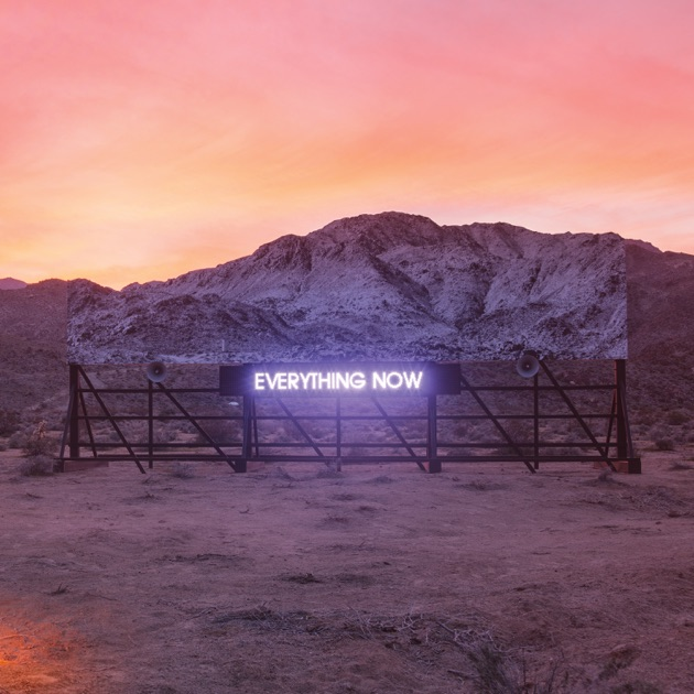 Image result for Arcade Fire - Everything Now