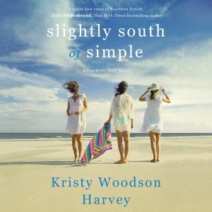 Slightly South of Simple: Peachtree Bluff, Book 1 (Unabridged) - Kristy Woodson Harvey audiobook, mp3