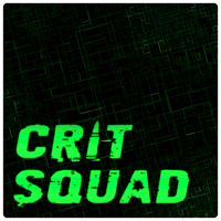 Podcast cover art for Crit Squad