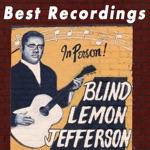Best Recordings of Blind Lemon Jefferson