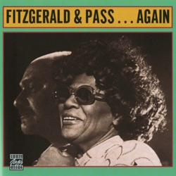 View album Ella Fitzgerald & Joe Pass - Fitzgerald & Pass...Again