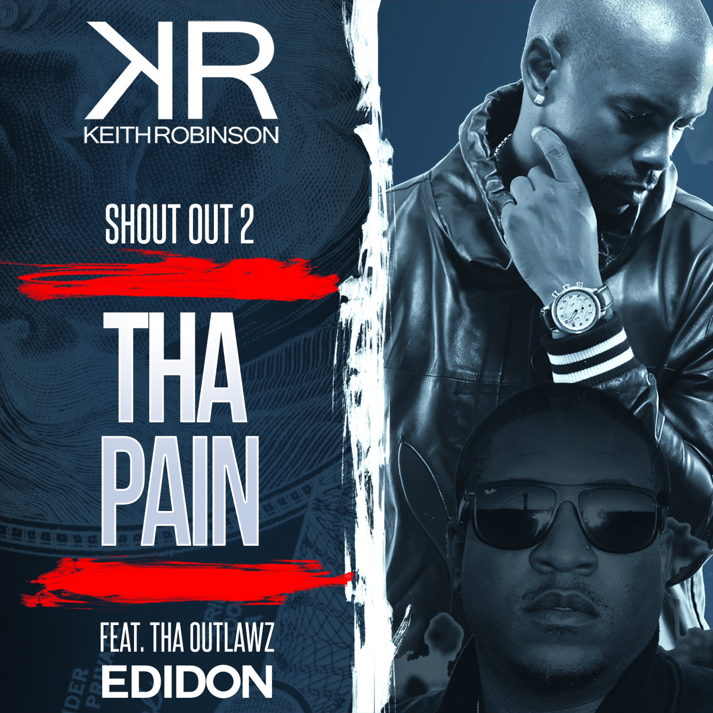 Shout Out to the Pain (feat. Edidon) - Single