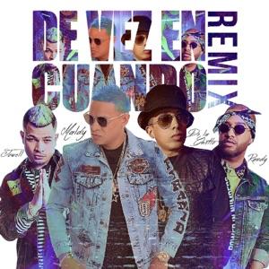De Vez En Cuando Remix (feat. De La Getto, Jowell & Randy) - Single Mp3 Download