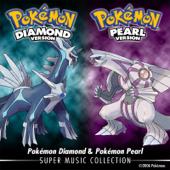 Pokémon Diamond & Pokémon Pearl: Super Music Collection