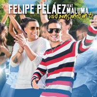 Descargar mp3  Vivo Pensando en Ti - Felipe Peláez & Maluma