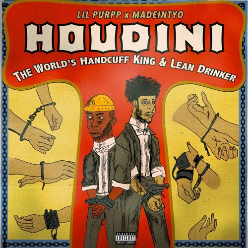 Smokepurpp - Houdini (feat. MadeinTYO) - Single
