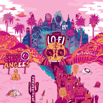 Foster the People Worst Nites music review