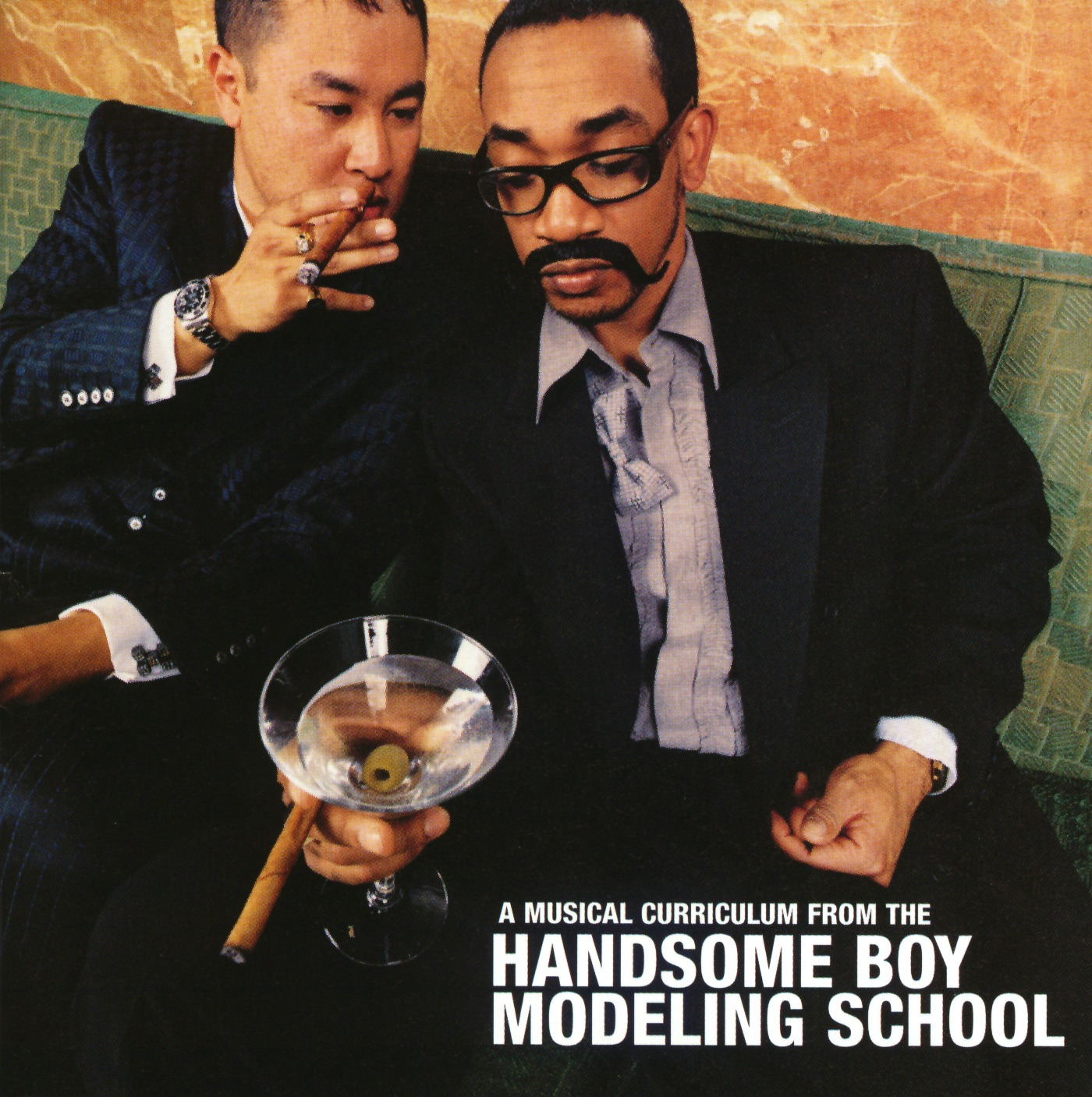 Holy Calamity [Bear Witness II] [feat. DJ Shadow & DJ Quest] by Handsome Boy Modeling School