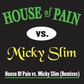 House Of Pain vs. Micky Slim - Jump Around (Deadmau5 Edit)