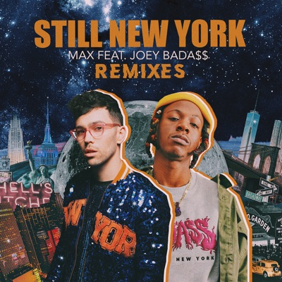 Still New York (Remixes) - EP - Joey Bada$$