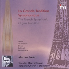 Twelve Choral Preludes on Gregorian Chant Themes, Op. 8: No. 3, Attende Domine