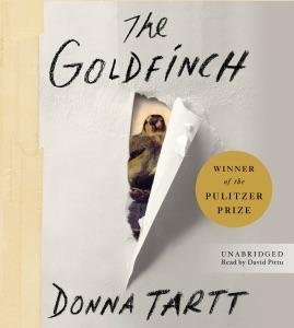 The Goldfinch - Donna Tartt audiobook, mp3