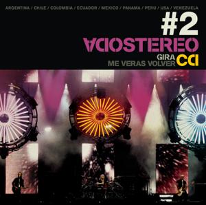Soda Stereo - Gira Me Verás Volver, Vol. 2