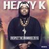 Heavy-K - Sweetie (feat. Nokwazi) artwork