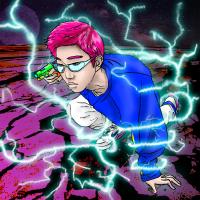 gummyboy - Ultimate Nerd Gang - EP artwork