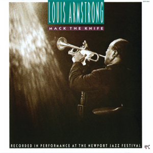 Louis Armstrong - Mack the Knife (Studio Version)