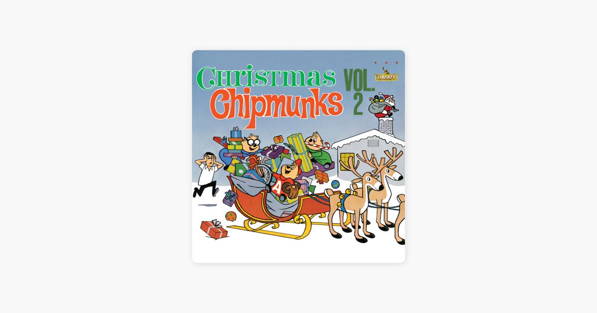 Christmas With The Chipmunks, Vol. 2 by The Chipmunks & David ...