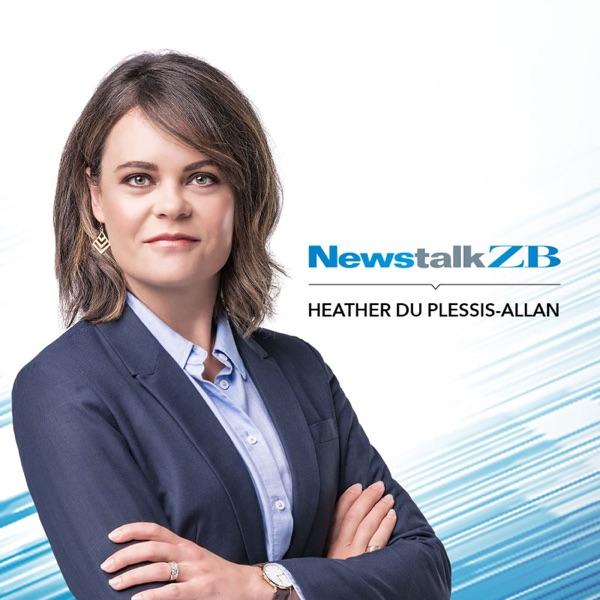 Heather du Plessis-Allan's WLG Mornings