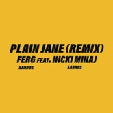 Plain Jane (Remix) [feat. Nicki Minaj] - Single