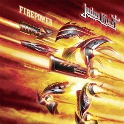 FIREPOWER - Judas Priest Album Cover