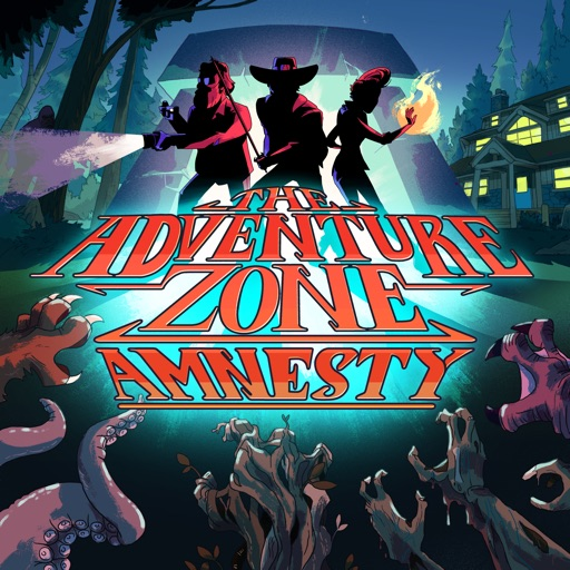 Cover image of The Adventure Zone