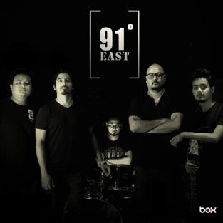 91 Degree East – EP – David Goldsmith & Priyanku Bordoloi