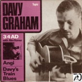 Davy Graham - Davy's Train Blues