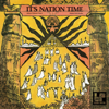 Amiri Baraka - It's Nation Time - African Visionary Music kunstwerk
