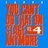 You Can't Do That On Stage Anymore, Vol. 4 (Live), Frank Zappa