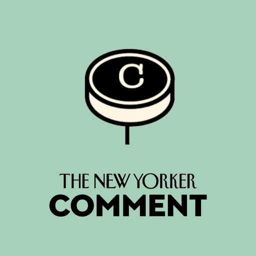 Cover image of The New Yorker Comment