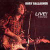 Rory Gallagher - Live! In Europe (Remastered 2017)  artwork