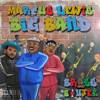 Marcus Lewis Big Band - Brass and Boujee  artwork