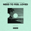 Sander van Doorn & LVNDSCAPE - Need To Feel Loved artwork