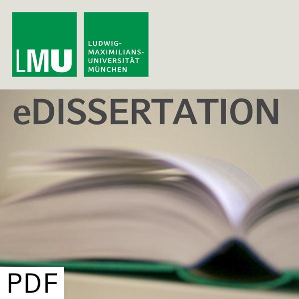Fakultät für Geowissenschaften - Digitale Hochschulschriften der LMU