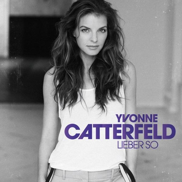 Yvonne Catterfeld mit Pendel